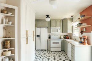 Kitchen via Chris Loves Julia